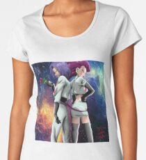 jessye and james pokemon Women's Premium T-Shirt