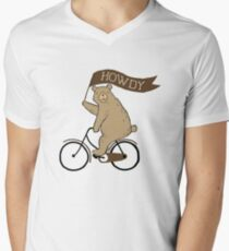 Friendly Neighborhood Bicycle Bear T-Shirt