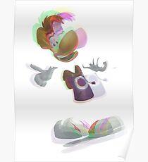 Rayman 01 T Shirt Poster