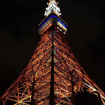Tokyo Tower by Oathkeeper9918