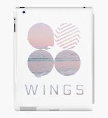BTS wings logo iPad Case/Skin