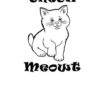 Check Meowt by njsapparel