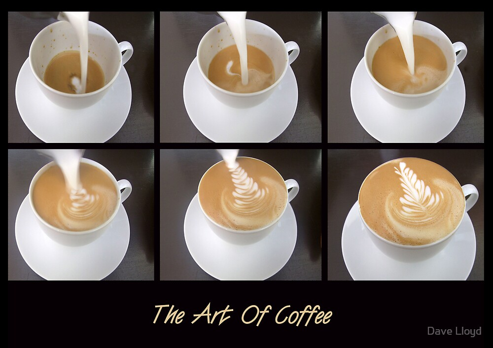 The Art Of Coffee by Dave Lloyd