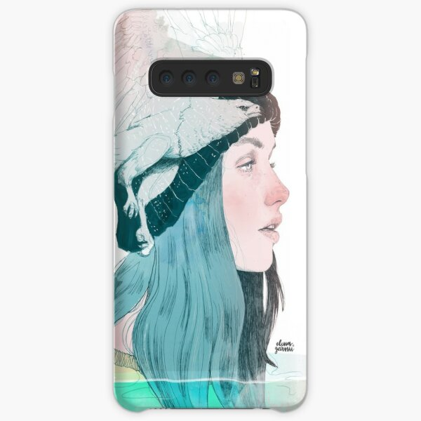 SEA AND AIR by elenagarnu Samsung Galaxy Snap Case