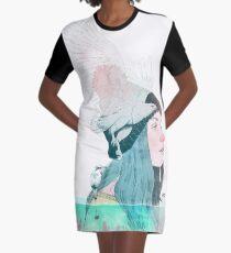 MAR Y AIRE by elenagarnu Vestido camiseta