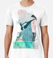 SEA AND AIR by elenagarnu Premium T-Shirt