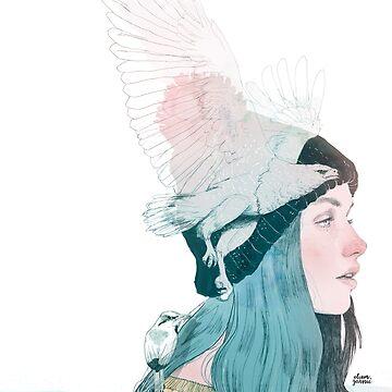 MAR Y AIRE by elenagarnu de ELENAGARNU
