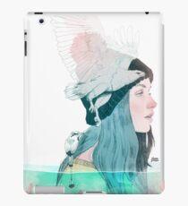 MAR Y AIRE by elenagarnu Vinilo o funda para iPad