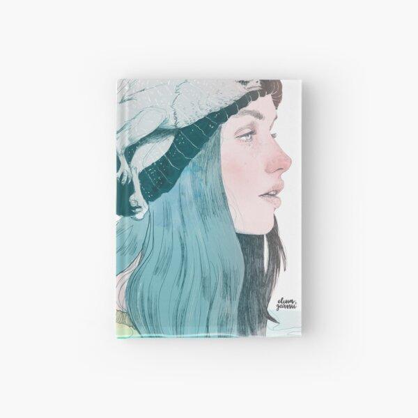 SEA AND AIR by elenagarnu Hardcover Journal