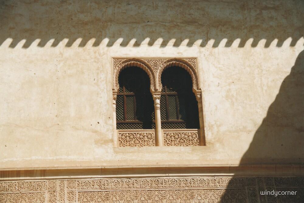 Alhambra Windows by windycorner