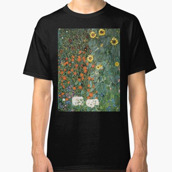 Gustav Klimt - The Sunflower Classic T-Shirt