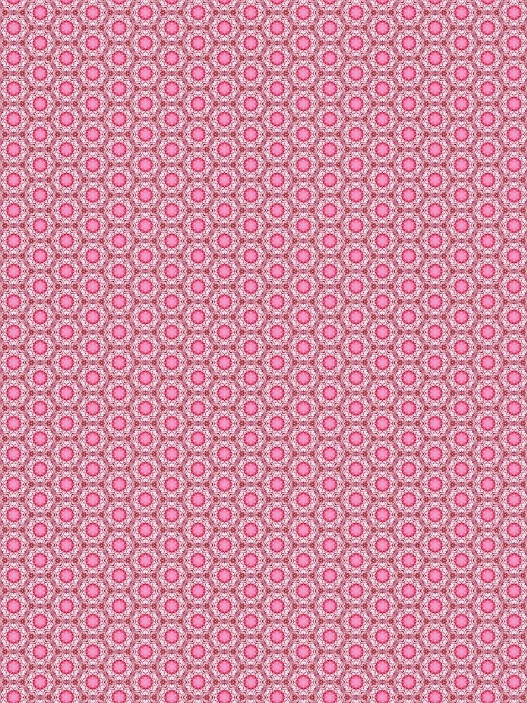 «Motif Rose rose» par RosaLeeDesign