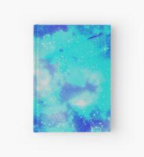 Blue Nebular Hardcover Journal