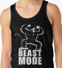 beast mode Super Sayan sayayin Tank Top