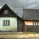 Shabby Houses by hynek