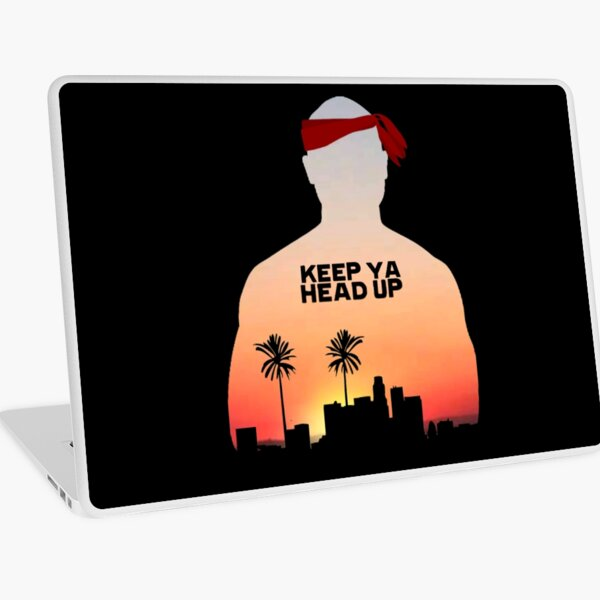 Keep It Up. Laptop Skin