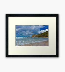Alexandria Bay Framed Print