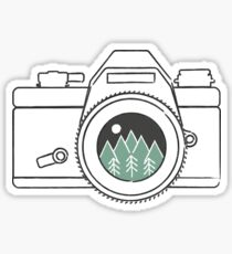 A New Lens 2.0 Sticker