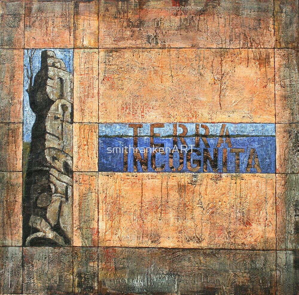 Terra Incognita by Mark Elliot-Ranken by smithrankenART