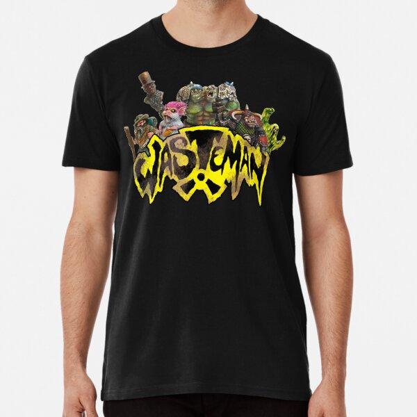Wasteman buddies Premium T-Shirt