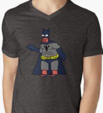 Zoidman! Men's V-Neck T-Shirt