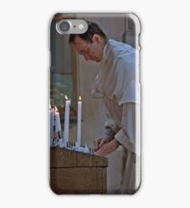 Franciscan Devotion iPhone Case/Skin