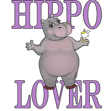 Hippo Lover by Hippogal
