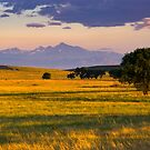 A Colorado Plains Sunrise by John  De Bord Photography
