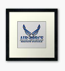 AIR FORCE Framed Print