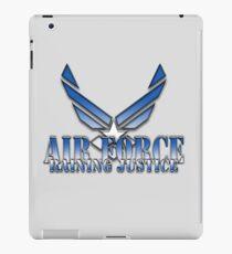 AIR FORCE iPad Case/Skin