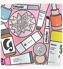 Glossier Poster