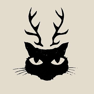 deer cat by morden