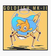 GOLDFISH MK-II Photographic Print