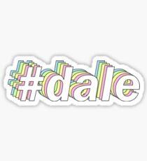 Pegatina Dale Miami