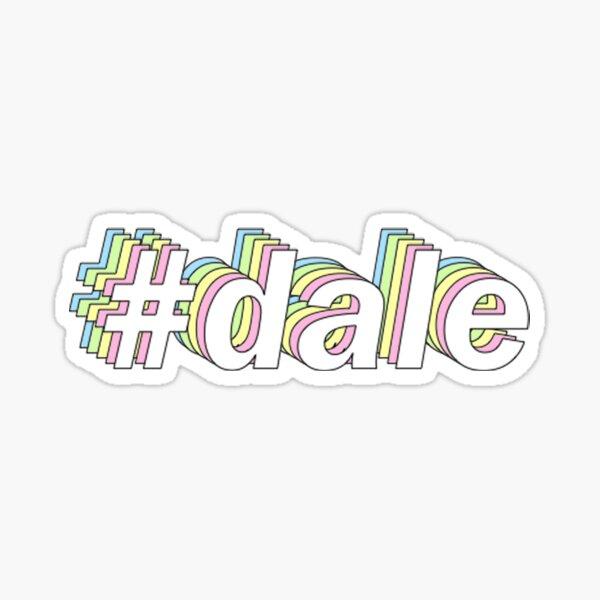 Dale Miami Sticker