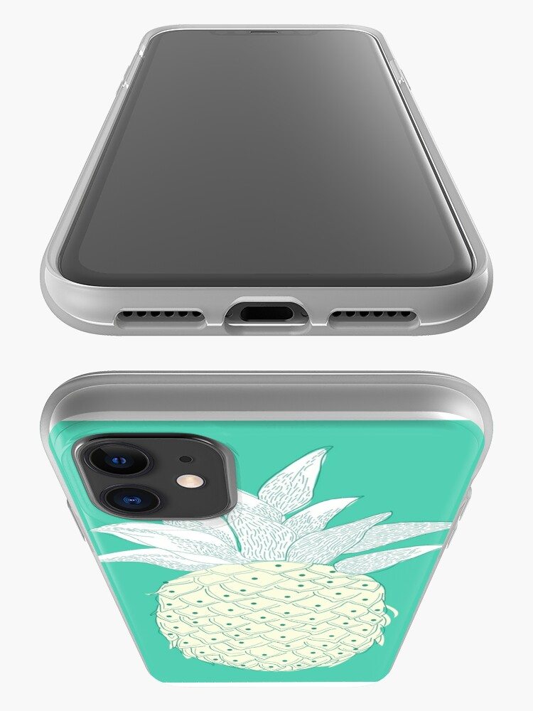 Alternate view of Pineapple iPhone Case & Cover