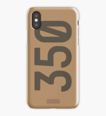 Yeezy Boost 350 Box Illustration  iPhone Case/Skin