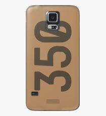 Yeezy Boost 350 Box Illustration  Case/Skin for Samsung Galaxy