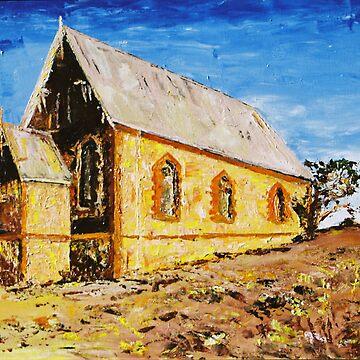 Silverton Church by Ochresands
