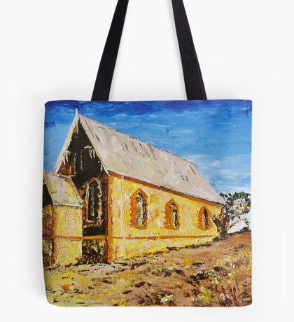 Silverton Church Tote Bag