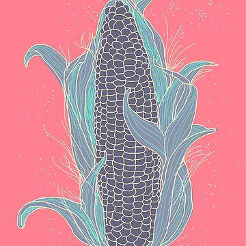 Corn Cob by chyworks