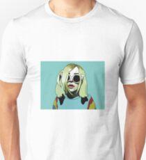 Mars Argo Digital Drawing T-Shirt