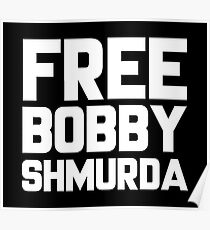 The American Raper Bobby Shmurda  Poster