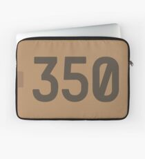 Yeezy Boost 350 Box Illustration  Laptop Sleeve
