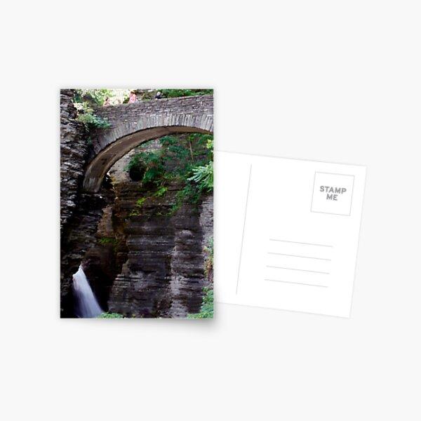 Watkins Glen State Park Postcard