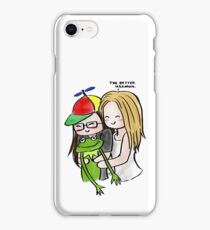 The Better Harmon iPhone Case/Skin