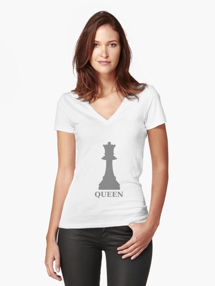 «Queen» de AjedrezdeElite