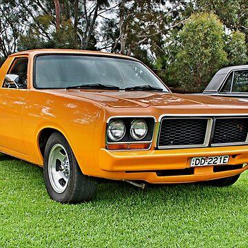 Australian Chrysler Utility by Ferenghi