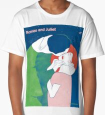 Romeo and Juliet - William Shakespeare Long T-Shirt