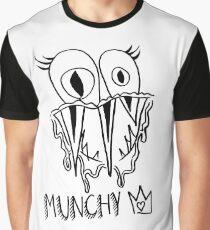 MUNCHY Original Edition Graphic T-Shirt